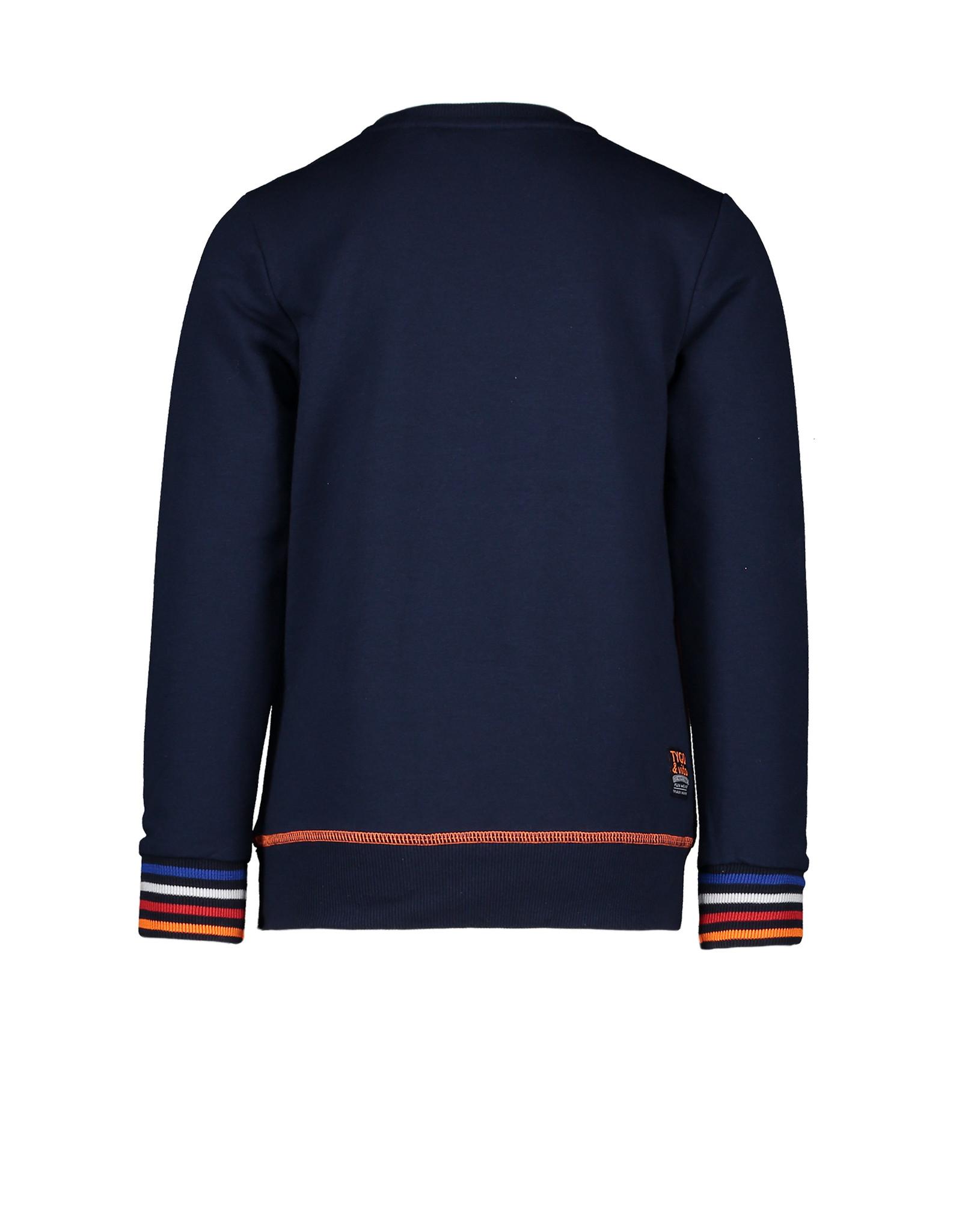 Tygo & Vito T&v sweater colourblock