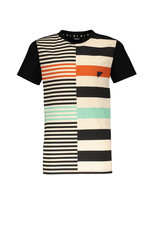 Bellaire Kore short sleeves T-shirt panel print