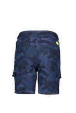 B.Nosy Boys aop camo sweat shorts