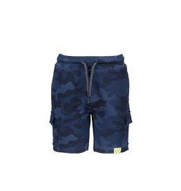 B.Nosy Boys aop camo sweat shorts
