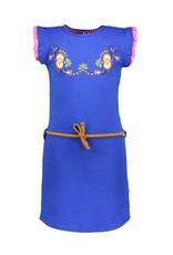 B.Nosy Girls dress with flower embro