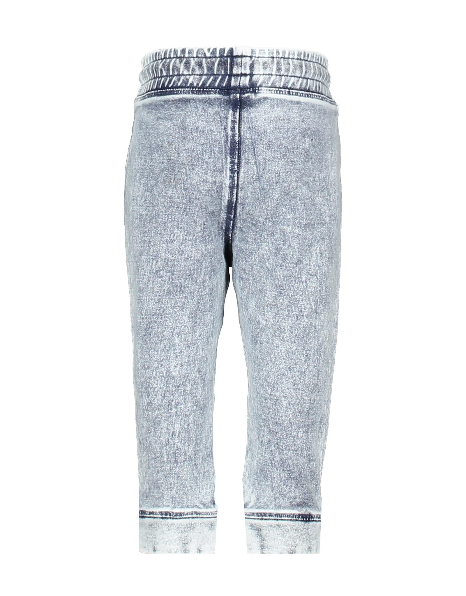 B.Nosy Baby boys indigo sweat pants