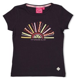 Jubel T-shirt antraciet - Tutti Frutti