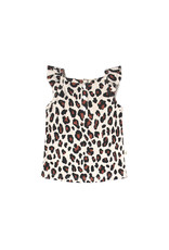 Your Wishes Leopard | Ruffle Singlet