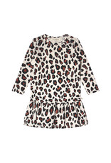 Your Wishes Leopard | LS Shift Dress