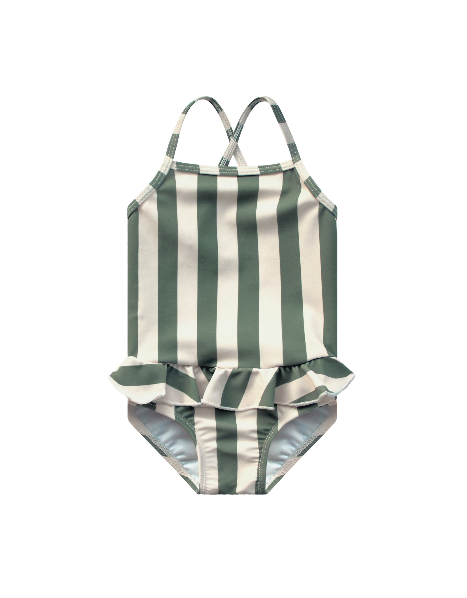 Your Wishes Bold Stripes | Swimsuit