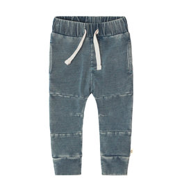 Your Wishes Knitted Denim   Seam Jogging