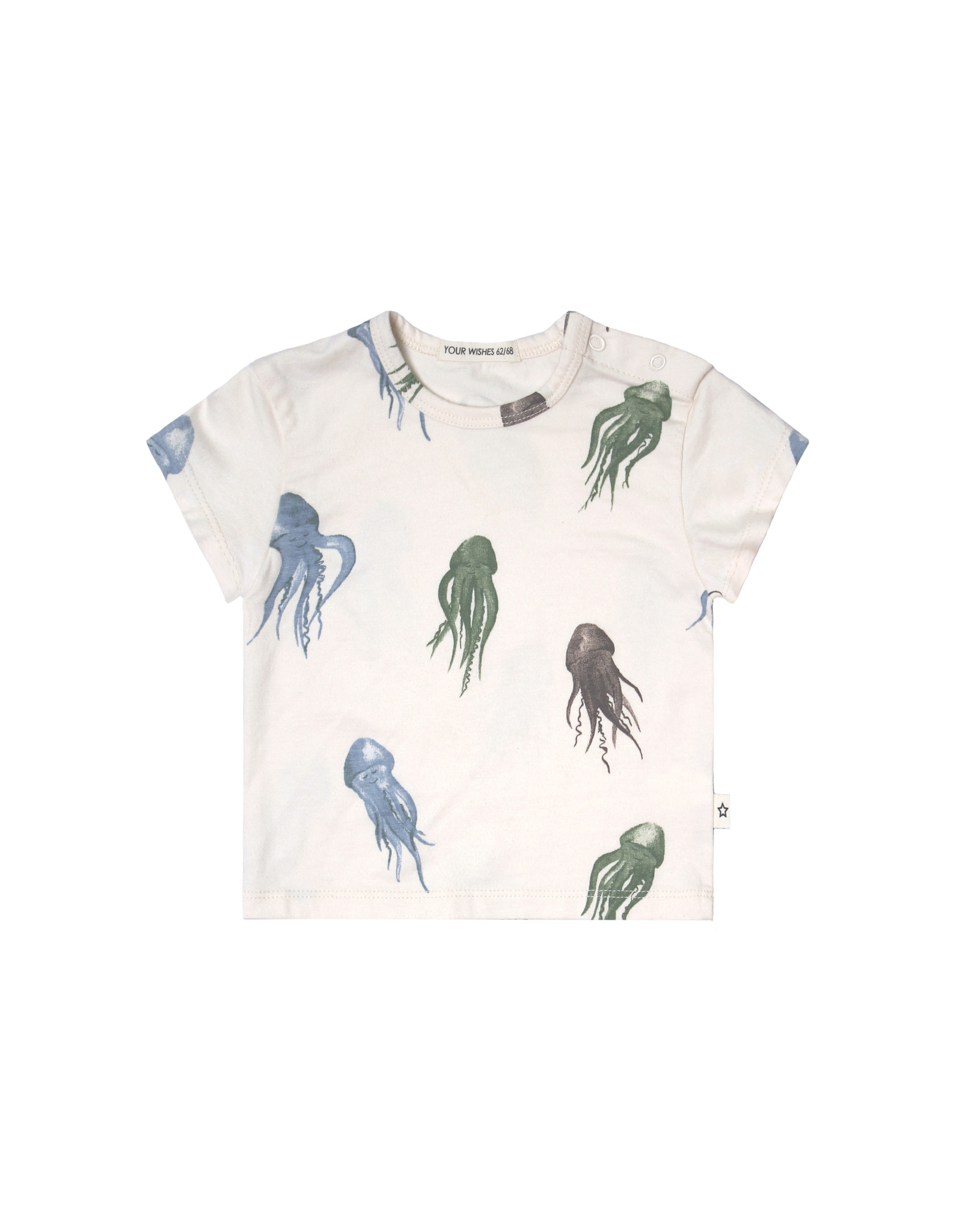 Your Wishes Jellyfish | Loose Tee kids