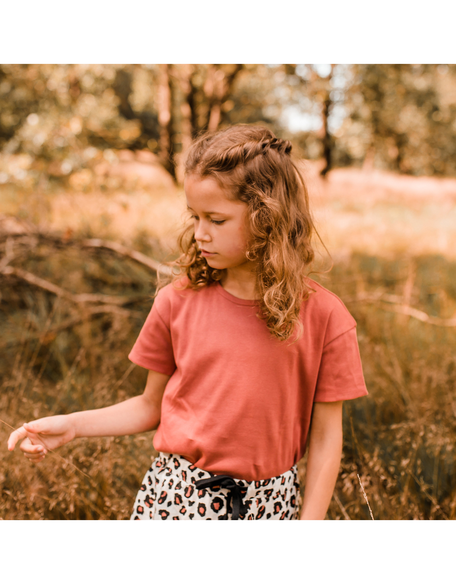 Your Wishes Rib Terra | Loose Tee kids