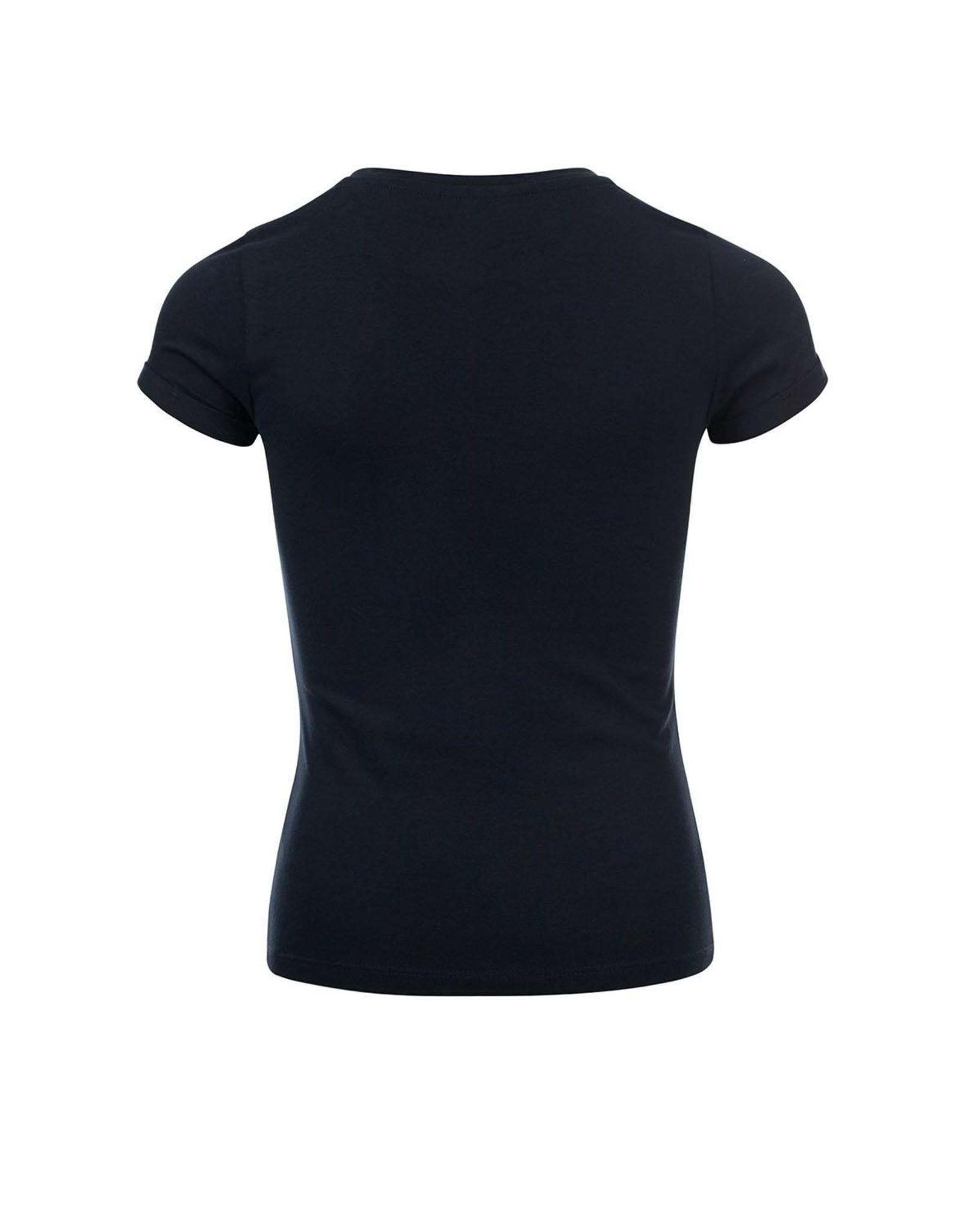 Looxs 10SIXTEEN 10Sixteen T-shirt oxford blue