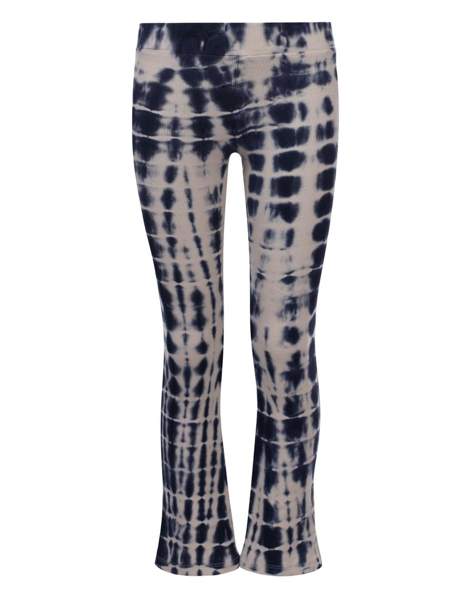 Looxs 10SIXTEEN 10Sixteen Rib Tie Dye Flare pants