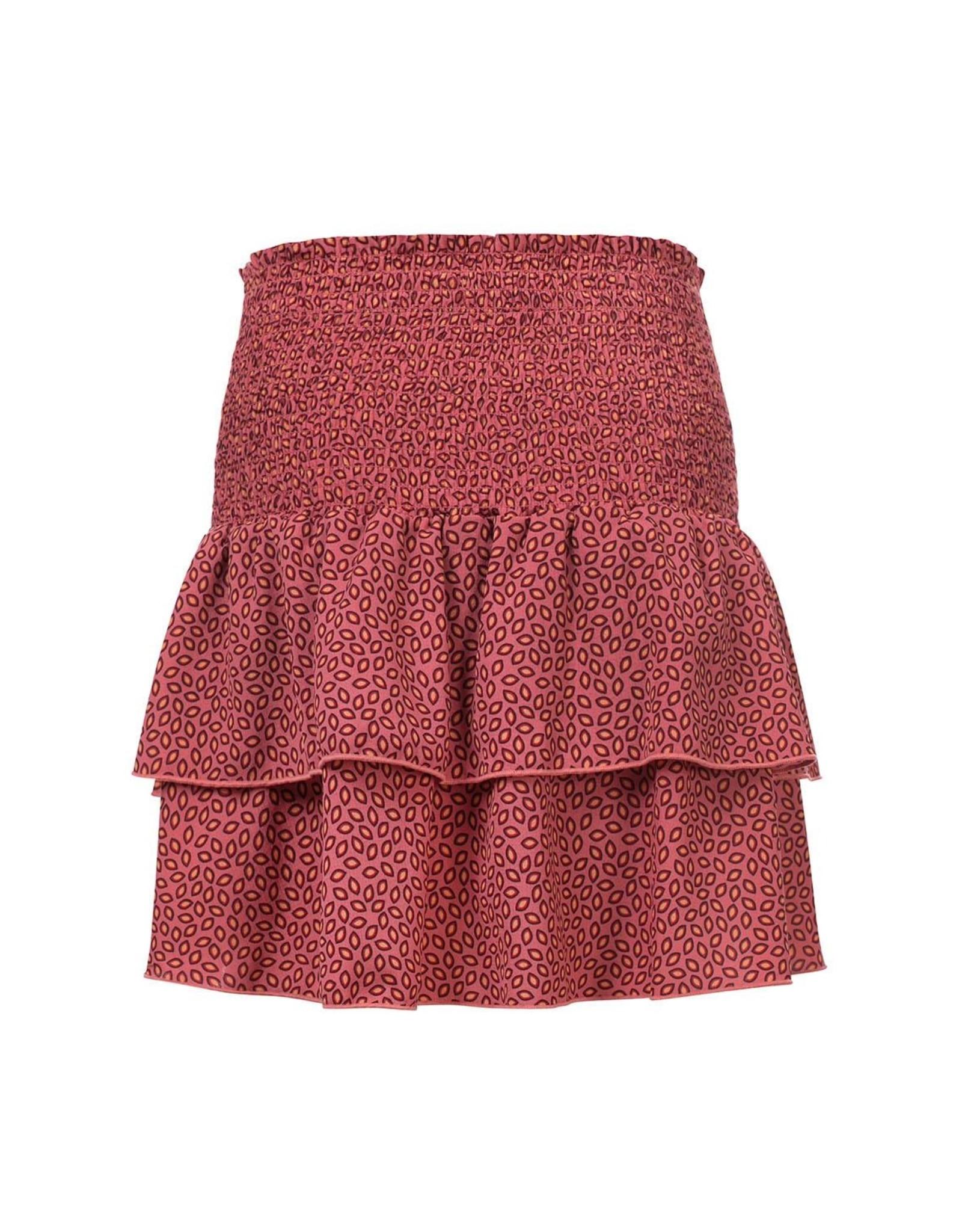 Looxs 10SIXTEEN 10Sixteen printed skirt blush