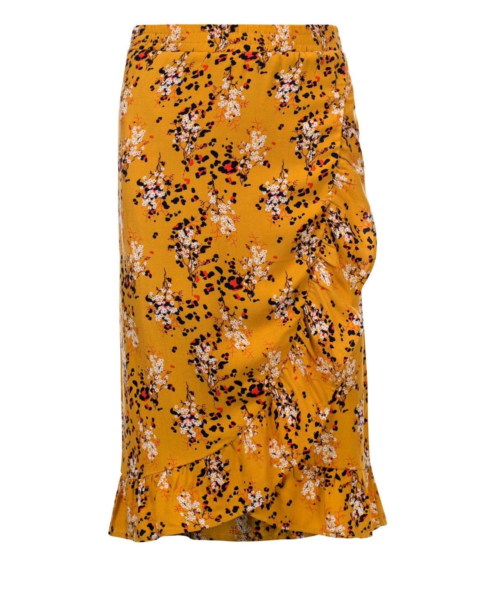 Looxs 10SIXTEEN 10Sixteen Woven printed long skirt flora