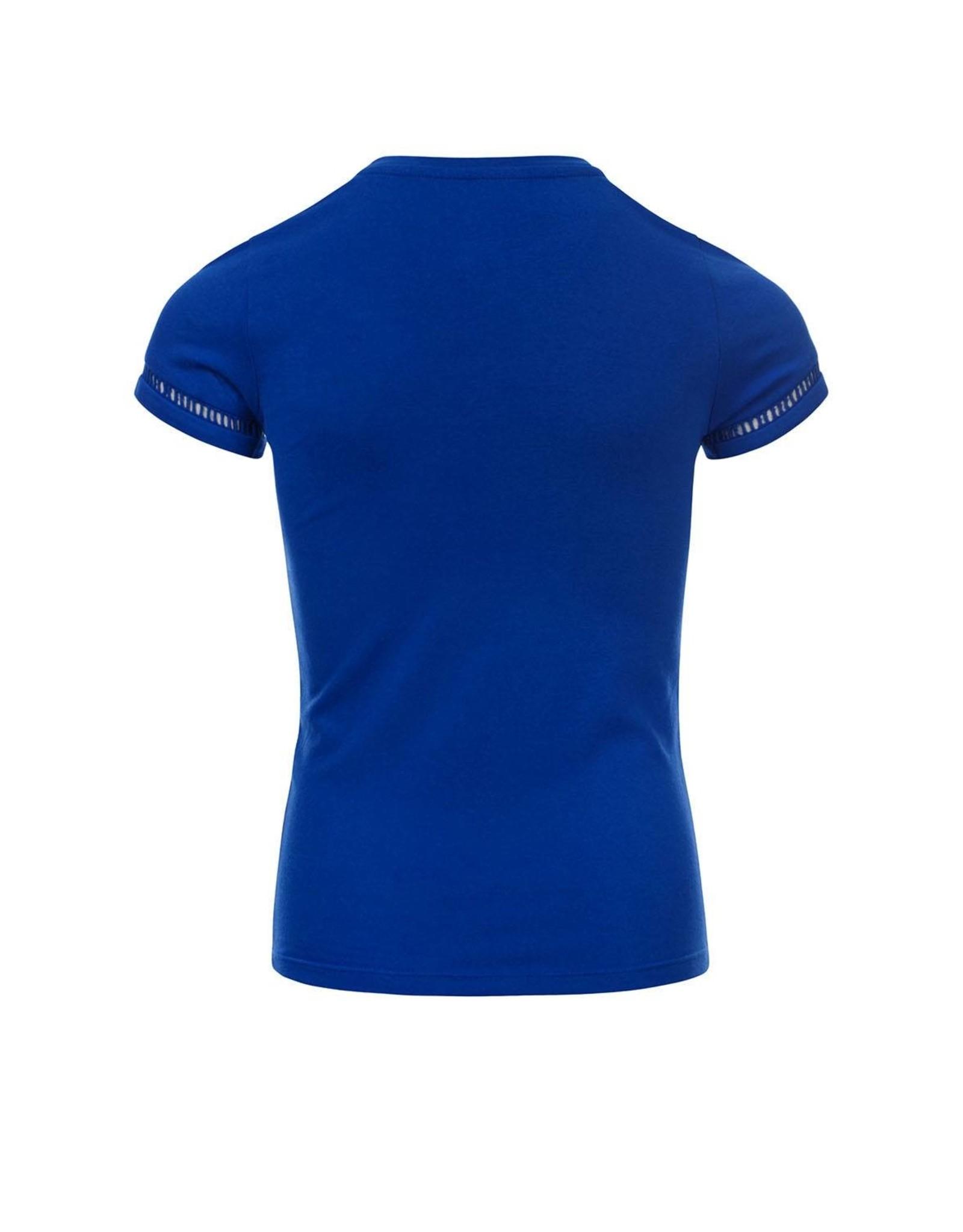 Looxs Little Little t-shirt s. sleeve kobalt