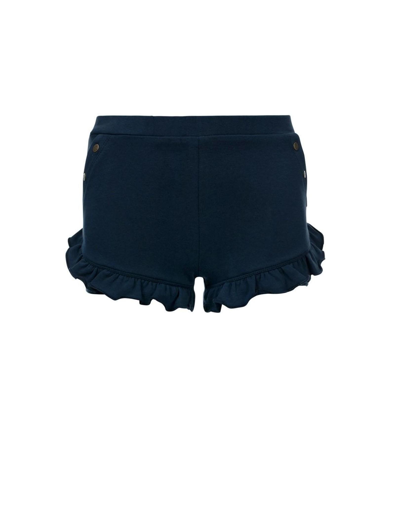 Looxs Little Little shorts indigo blue