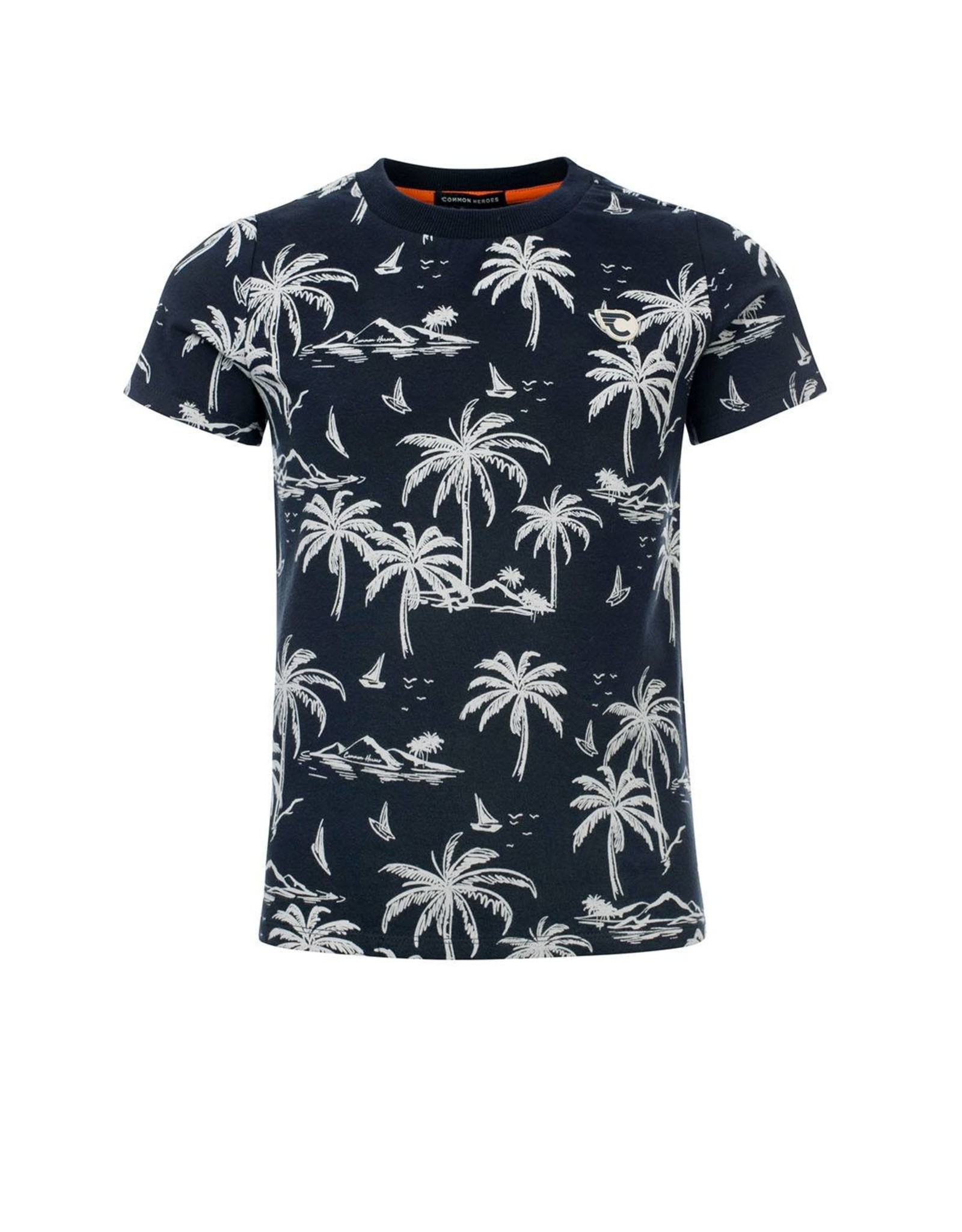 Common Heroes BINK T-shirt with lycra AO Island pr