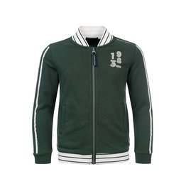 Common Heroes NATHAN sporty sweat Cardigan