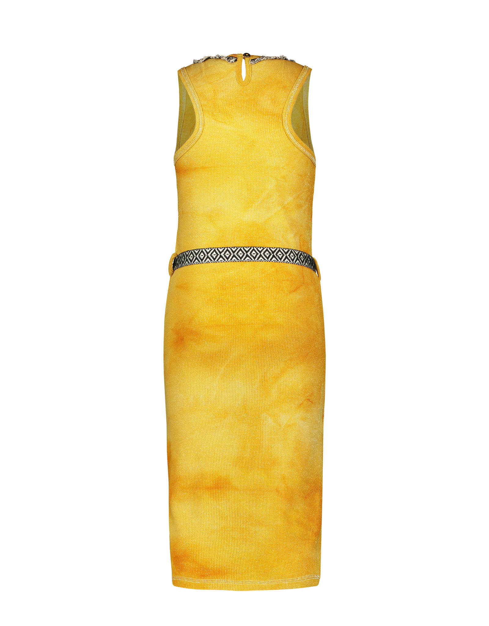 Like Flo Flo girls waffle bleach maxi singlet dress
