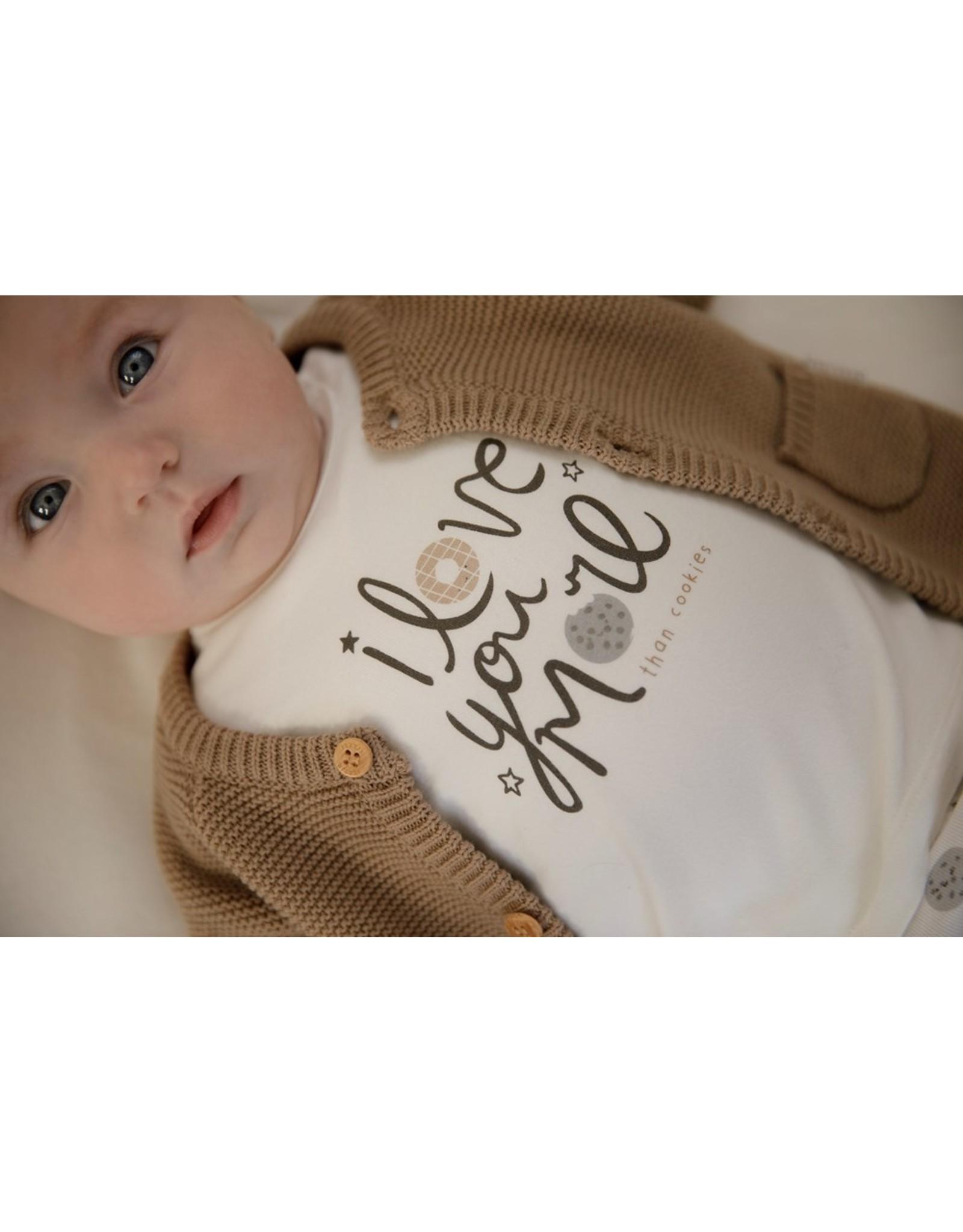 Feetje Longsleeve Love You - Mini Cookie