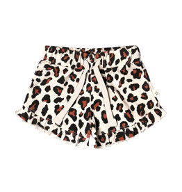 Your Wishes Leopard | Ruffle Shorts kids
