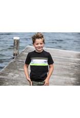 Tygo & Vito T&v T-shirt colourblock SMALL LOGO