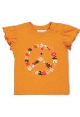 Feetje T-shirt Peace - Whoopsie Daisy