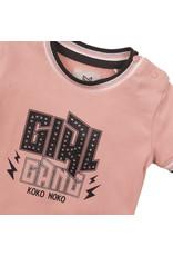 Koko Noko Girls T-shirt ss pink