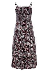 Looxs 10SIXTEEN Maxi dress zebra mt 152