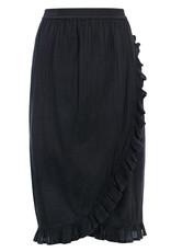 Looxs 10SIXTEEN 10Sixteen Long skirt raven
