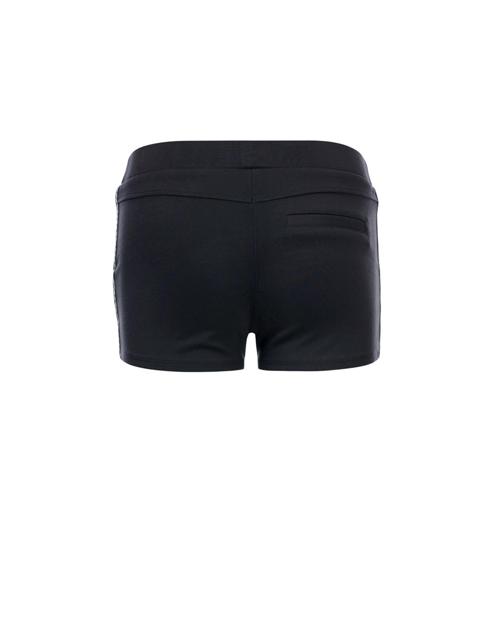 Looxs 10SIXTEEN 10Sixteen Interlock shorts raven