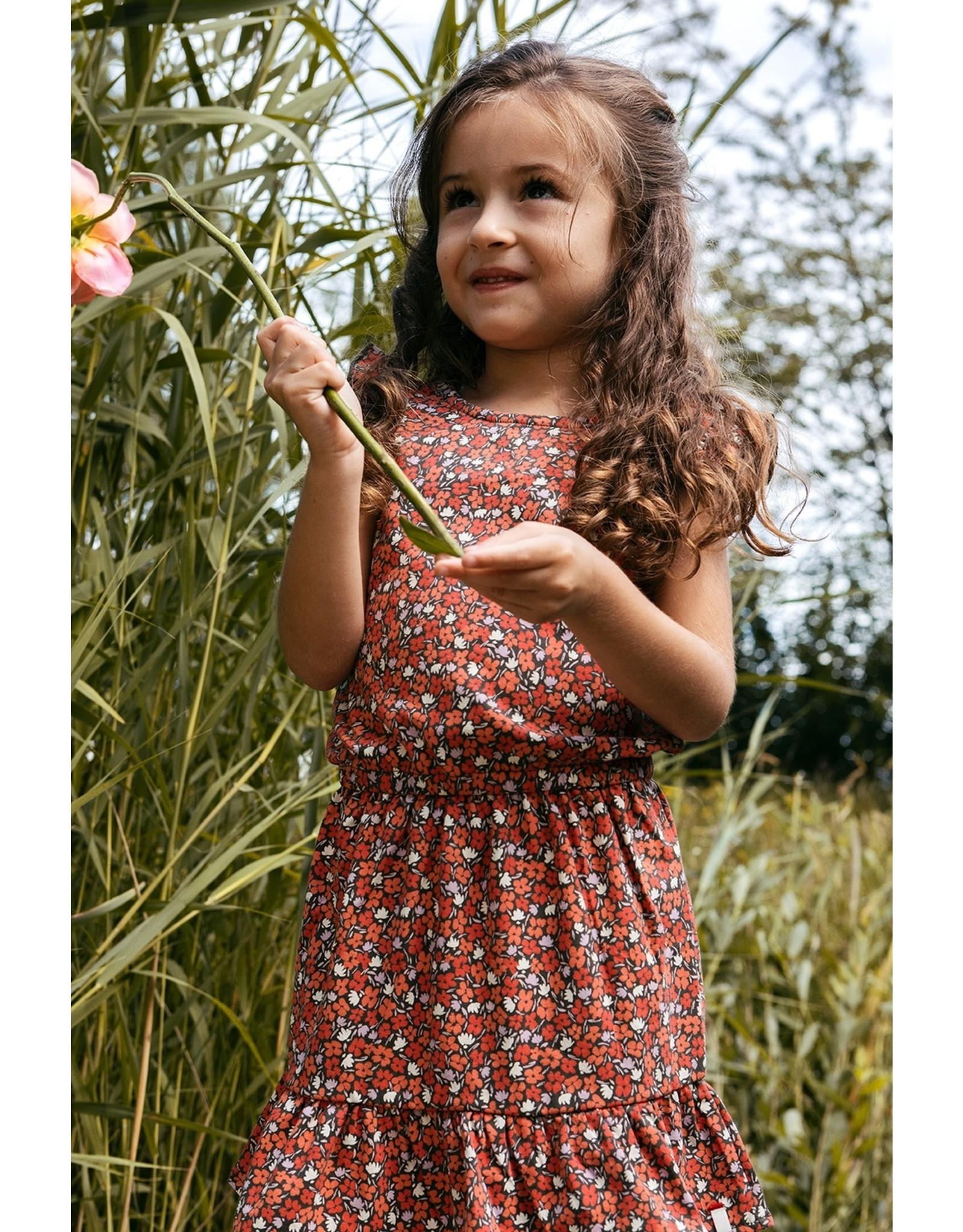 Looxs Little Little dress flowerpower