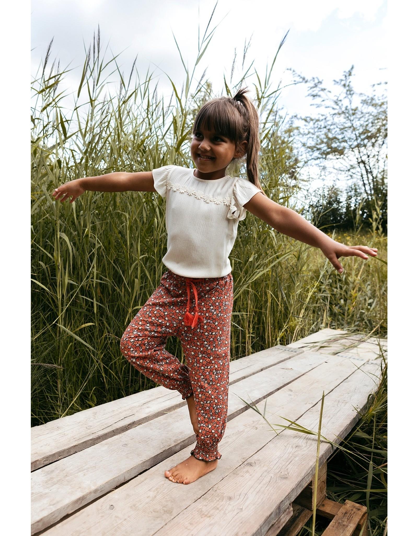 Looxs Little Little harem pants flowerpower
