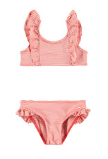 Looxs Little Little bikini red stripe