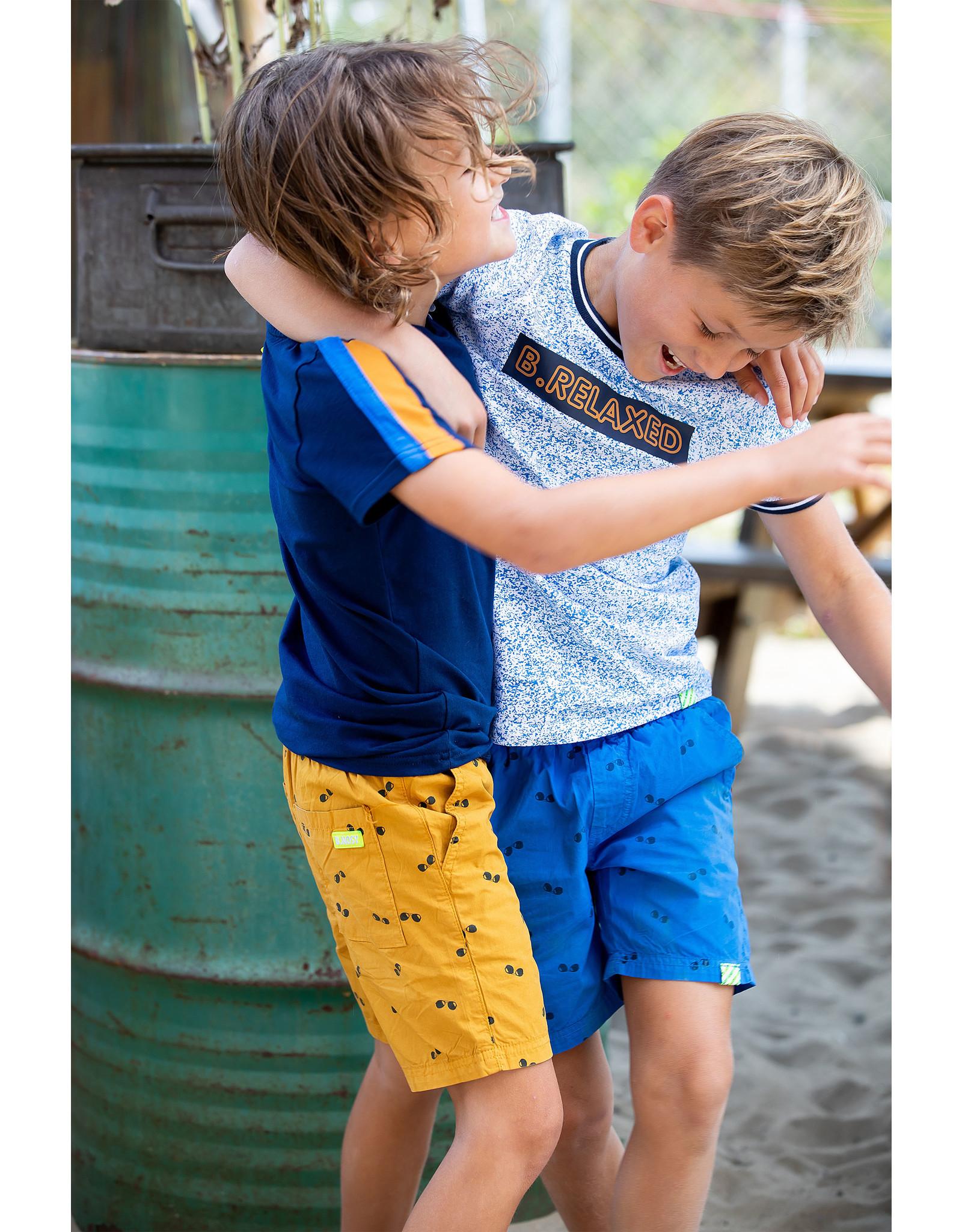 B.Nosy Boys ao poplin shorts