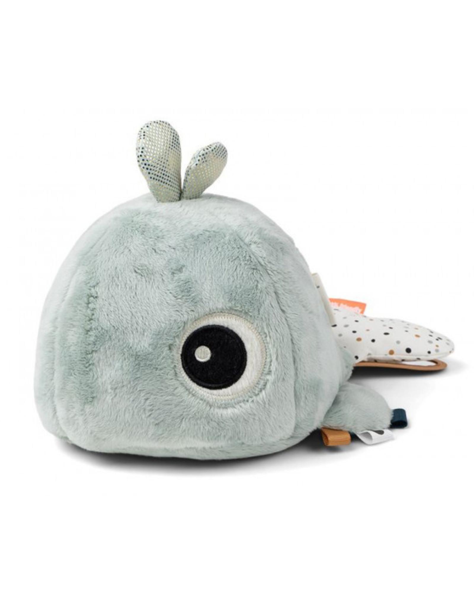Done by deer Hide & Seek activity toy wally blue