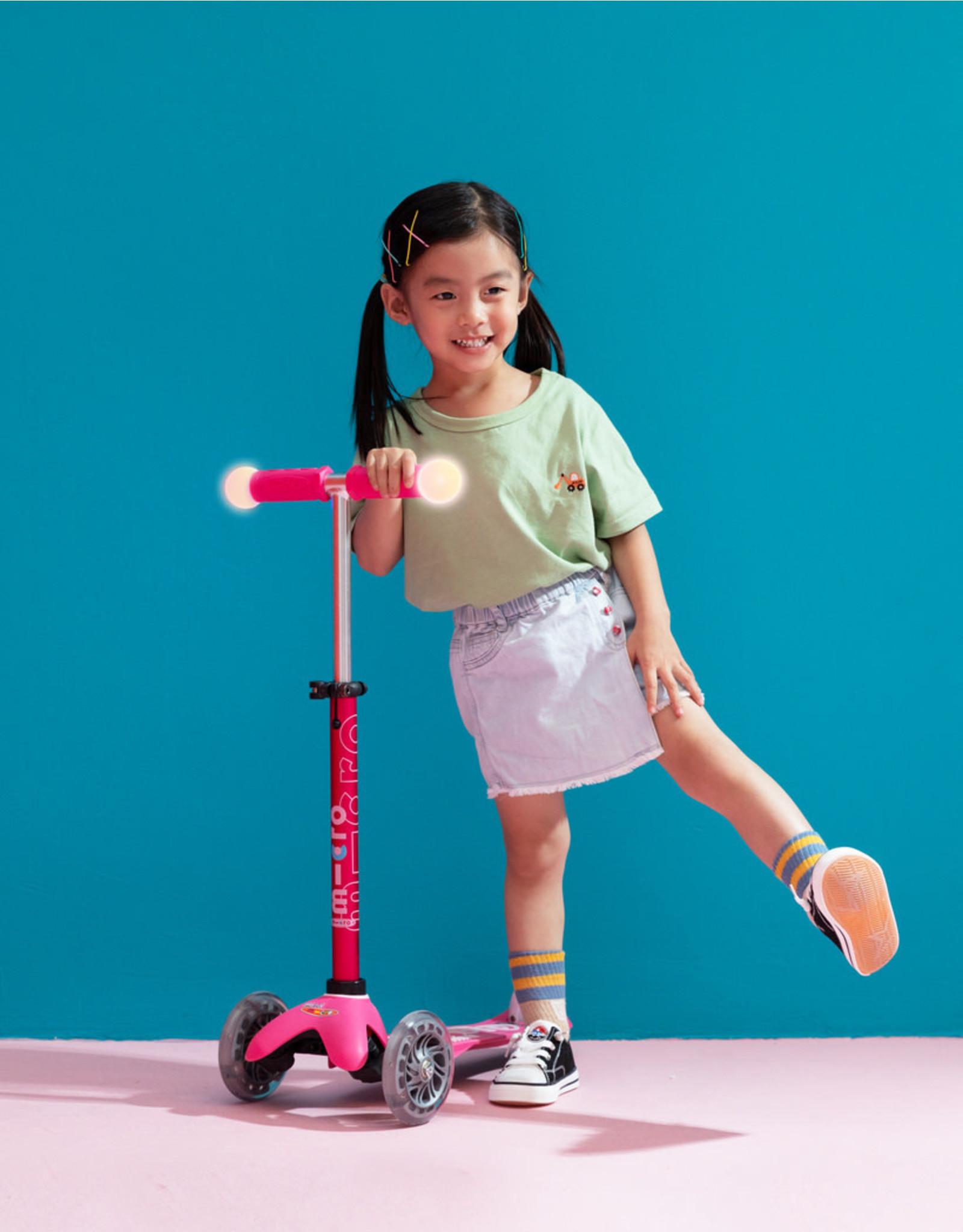 Micro step Mini Micro step Magic roze