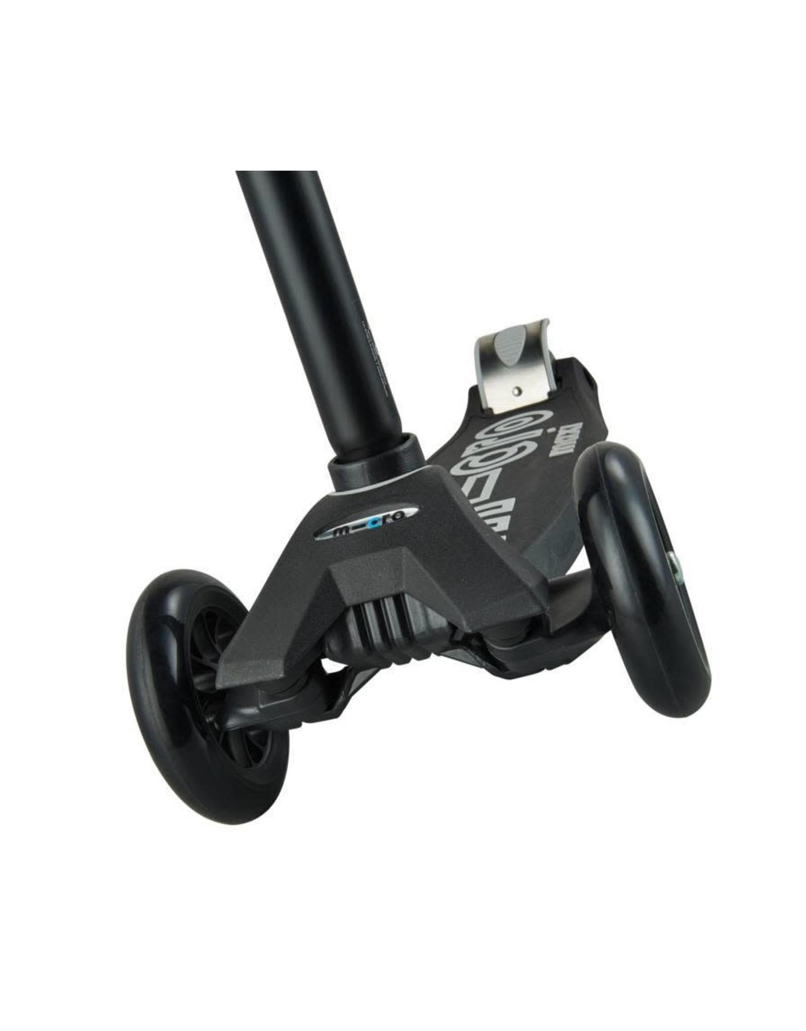 Micro step Maxi Micro step Deluxe zwart/grijs