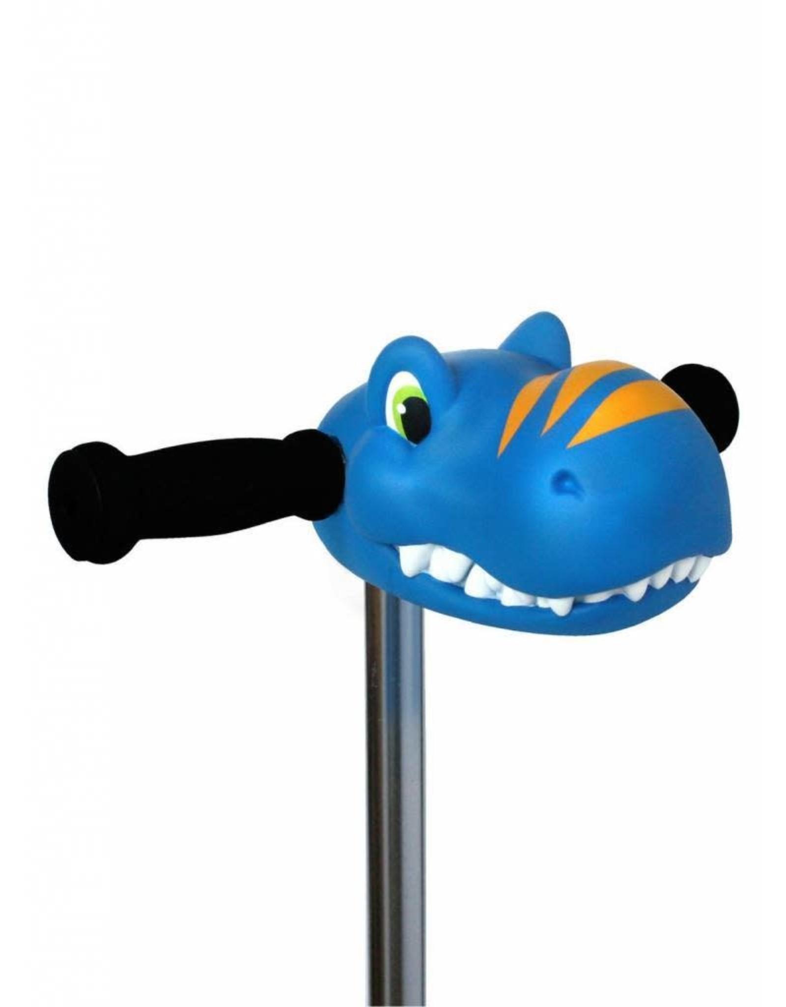 Micro step Scootaheadz dino blauw