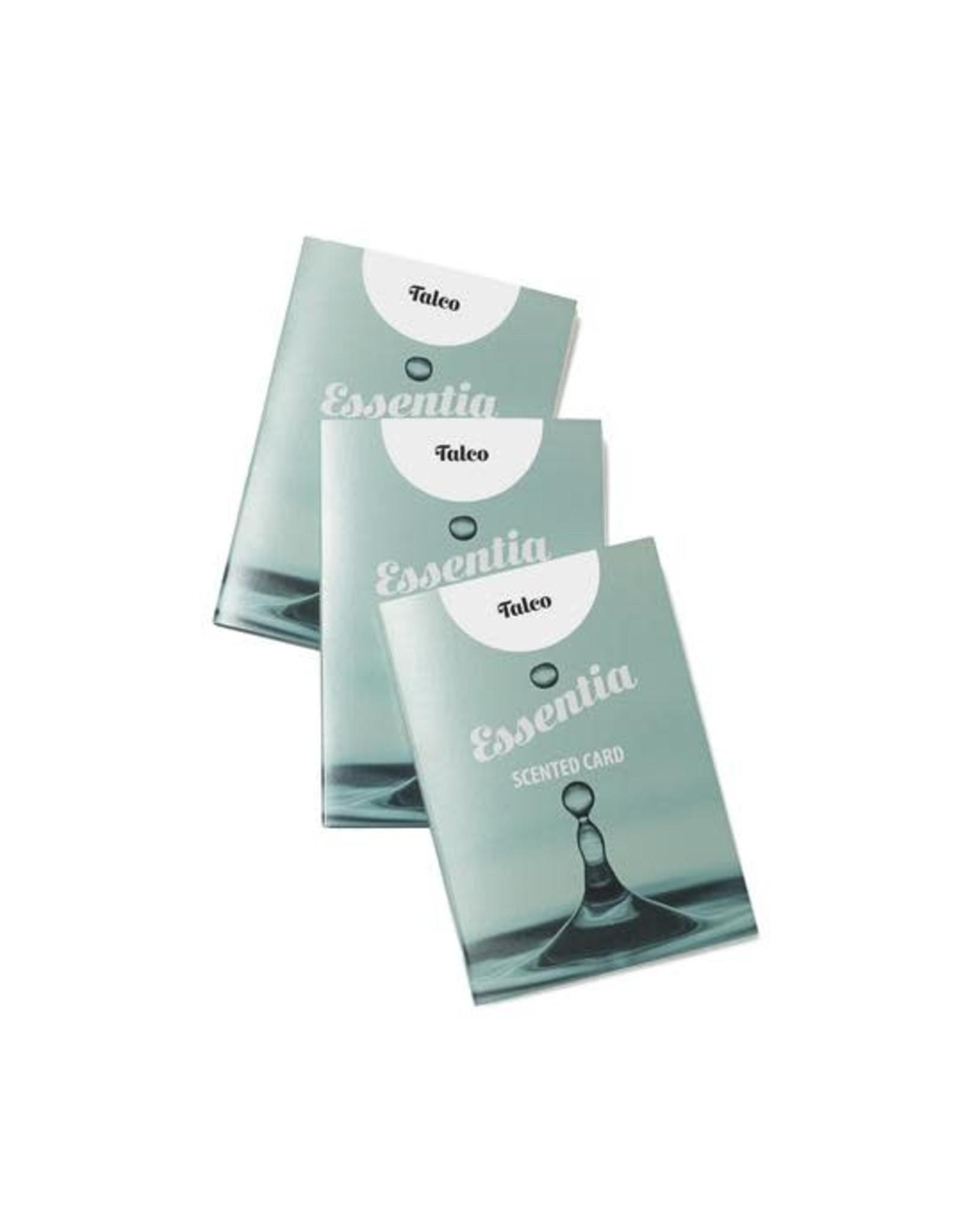 Wasgeluk Geurkaart - Vanille met bergamot