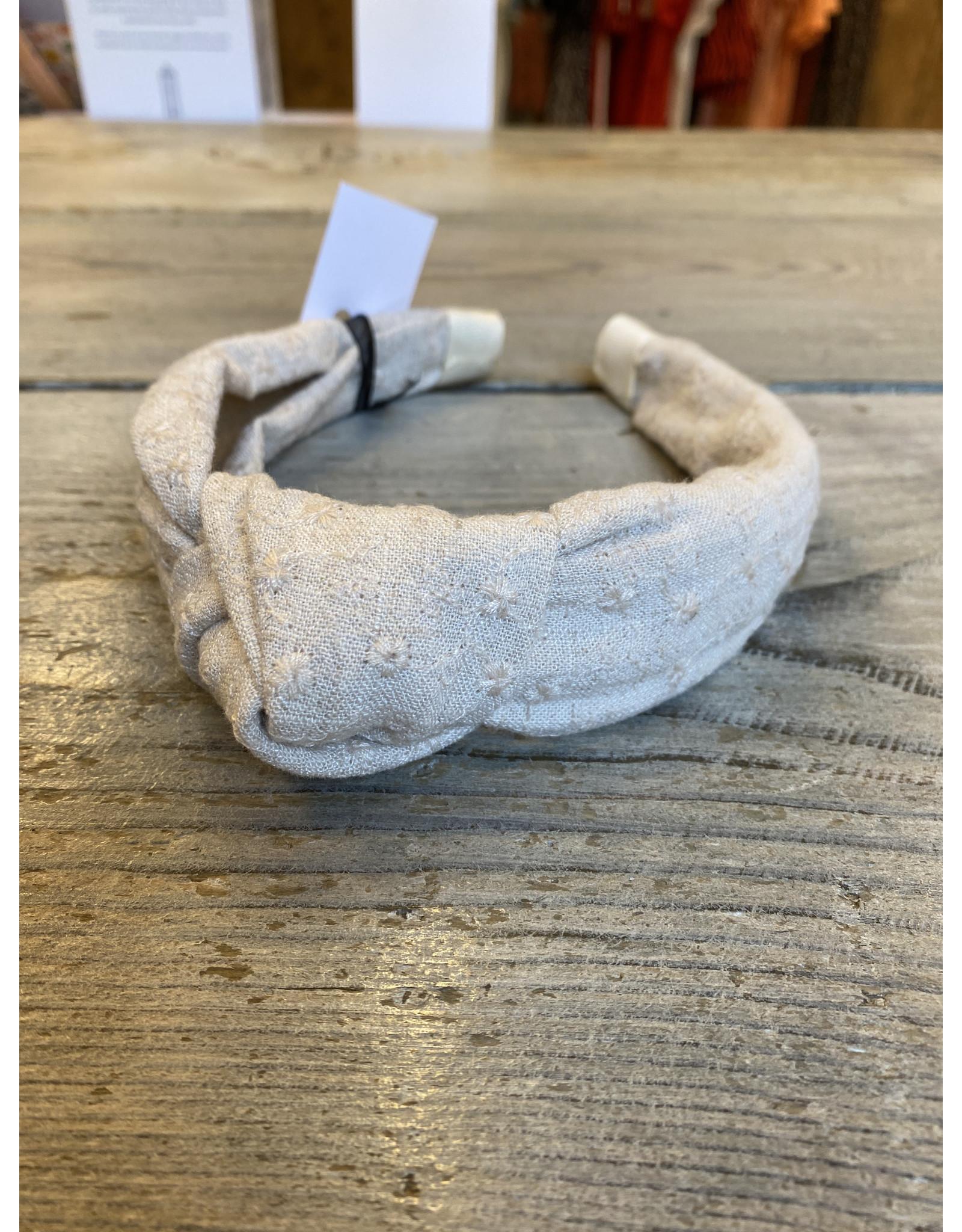 Bymev Hard headband oatmeal