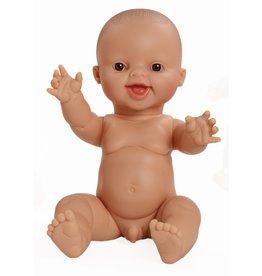 Paola Reina Pop Gordi jongen lachend, ongekleed