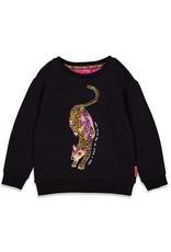 Jubel Sweater zw- Forever Wild