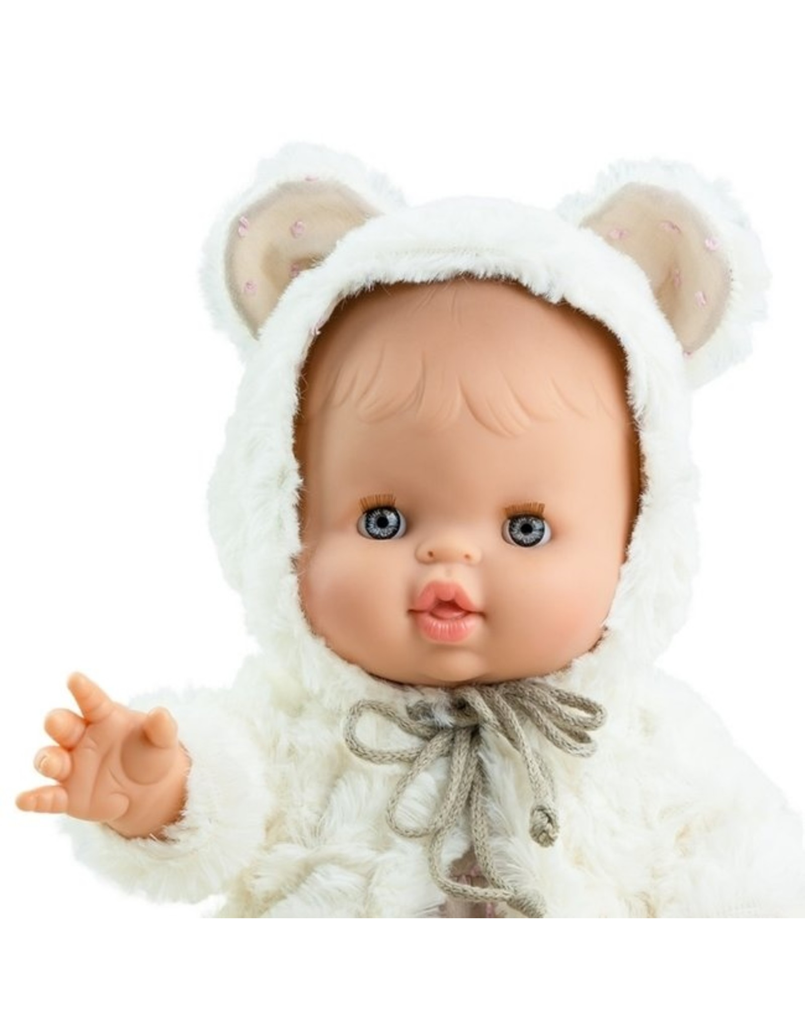 Paola Reina Pop Gordi meisje blank/Elvi 34 cm