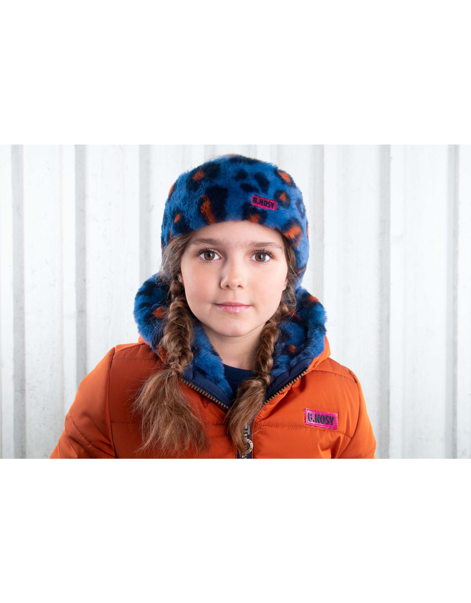 B.Nosy Girls headband + scarf
