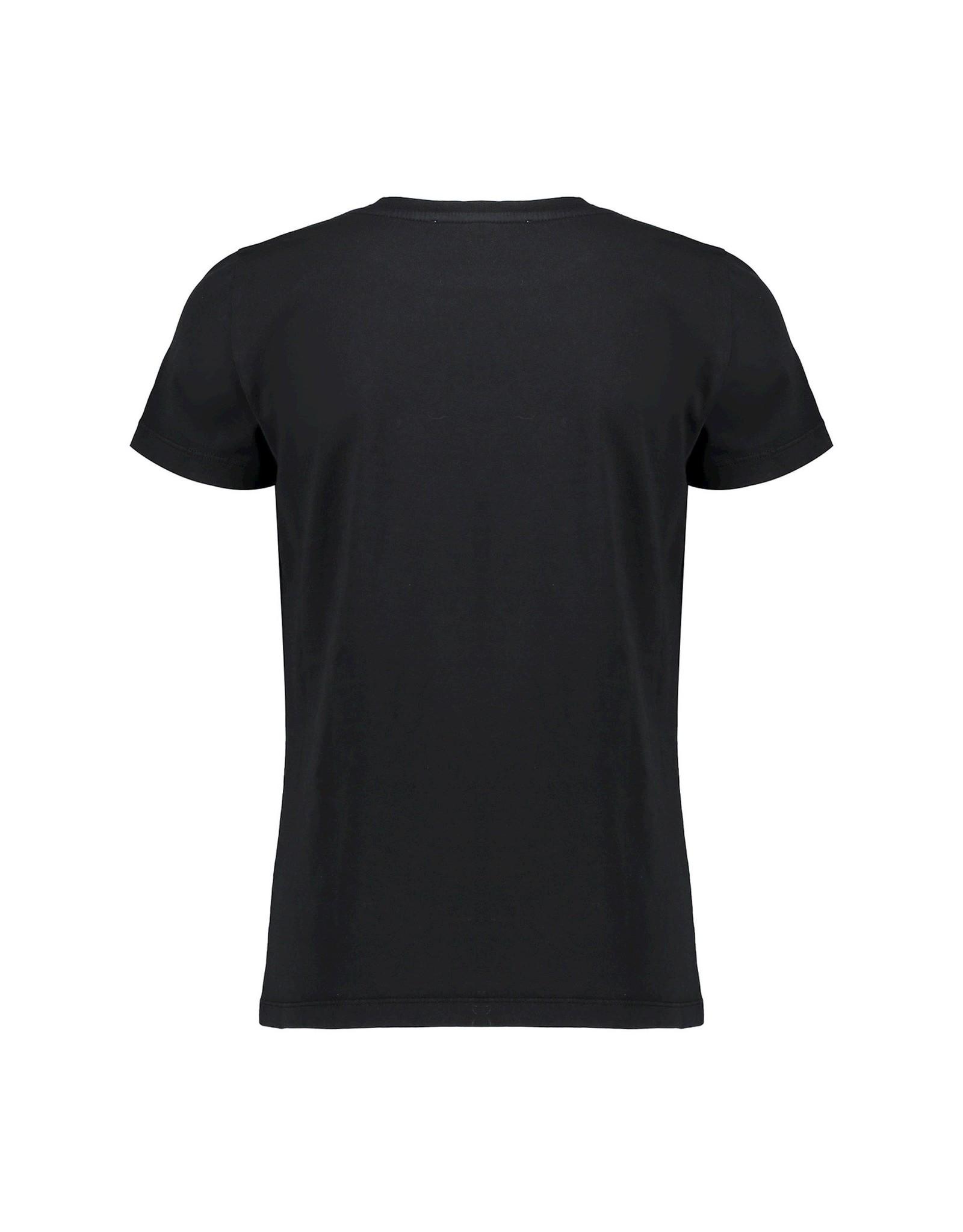 "Geisha T-shirt ""tiger head"" garment dye"