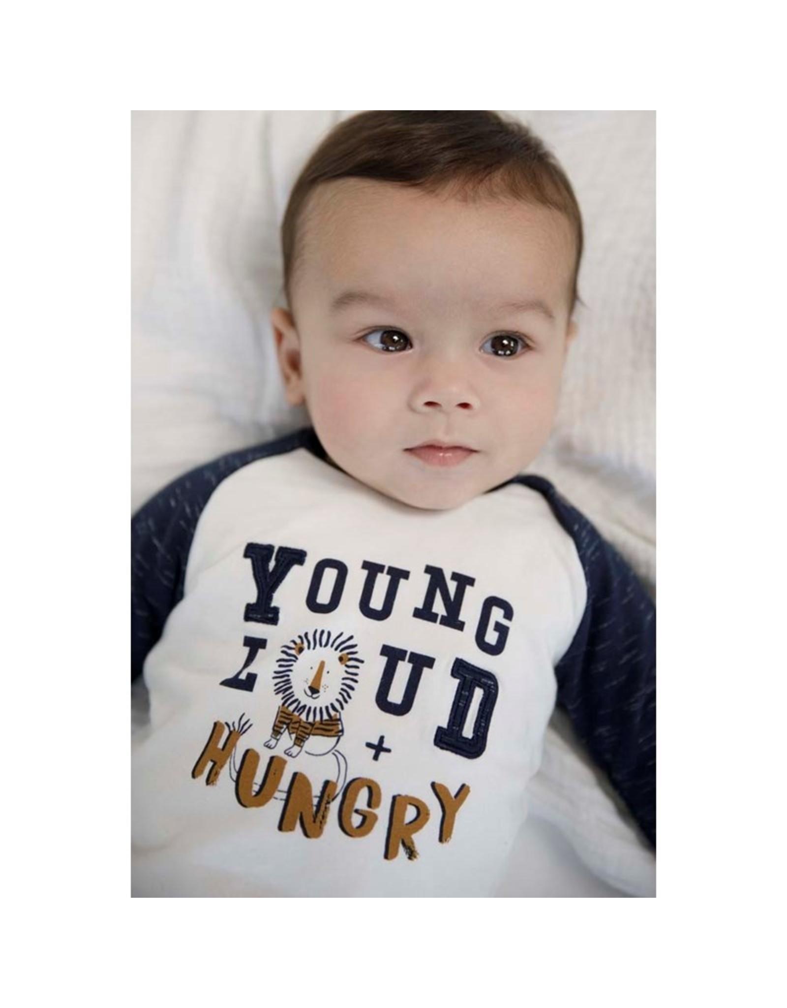 Feetje Longsleeve Young - King Of Cool