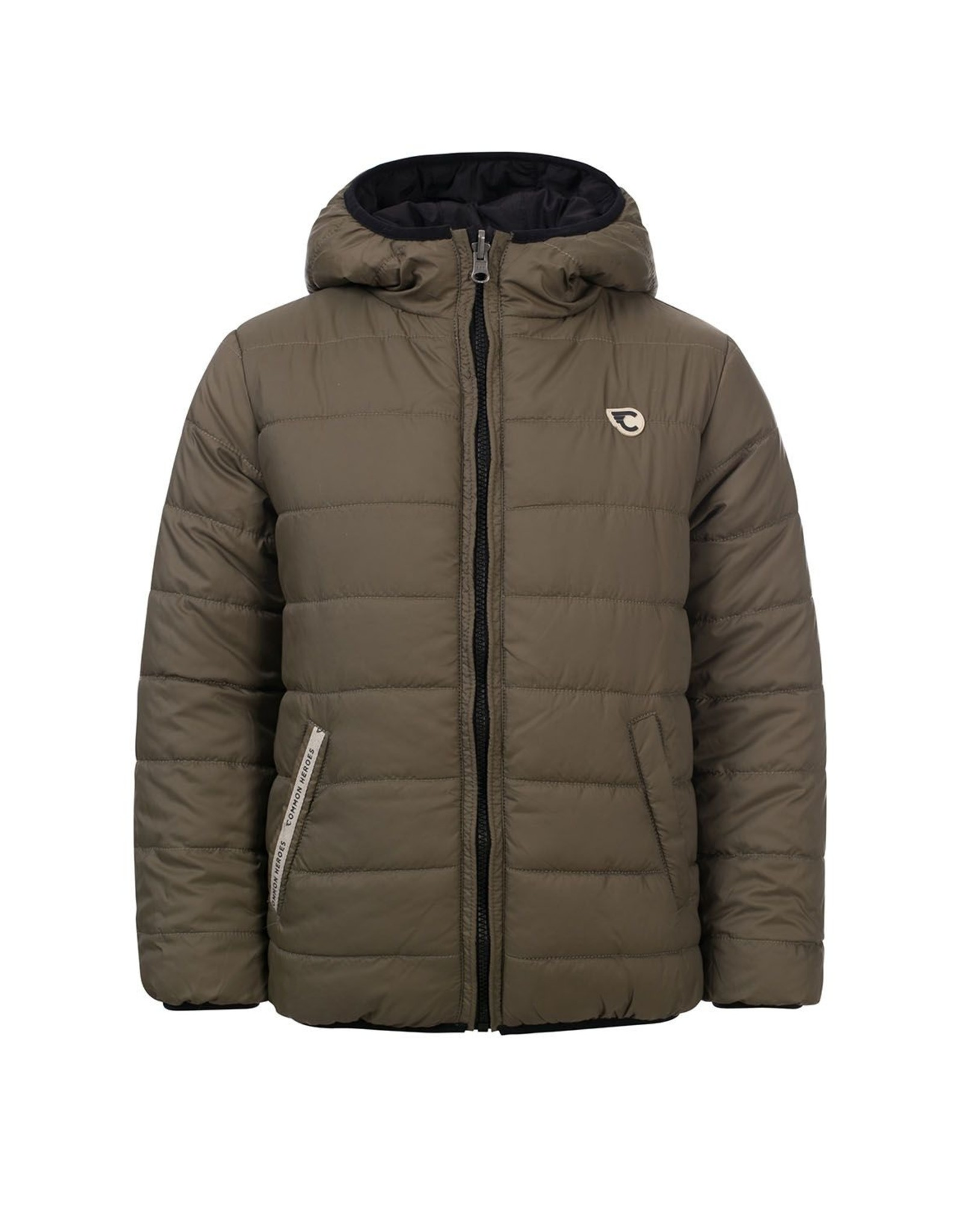 Common Heroes REVERSIBLE outerwear jacket