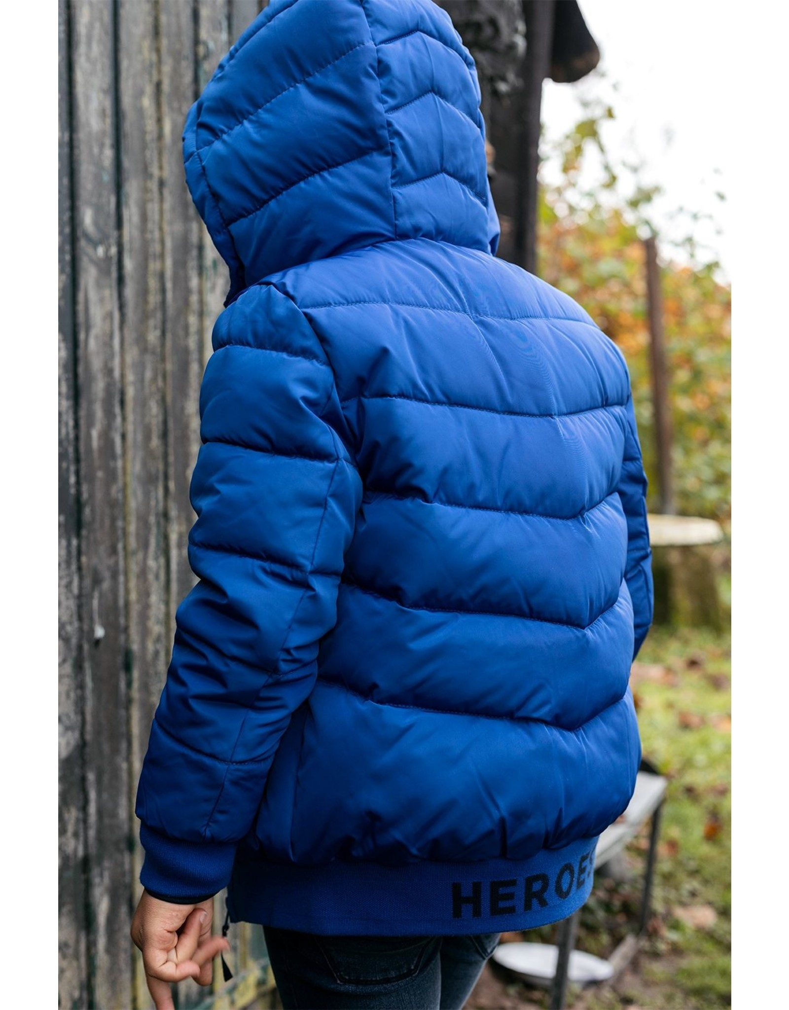 Common Heroes JAMES Faux down jacket