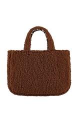 Looxs Little Little bag teddy reversible