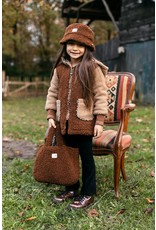 Looxs Little Little hat teddy reversible